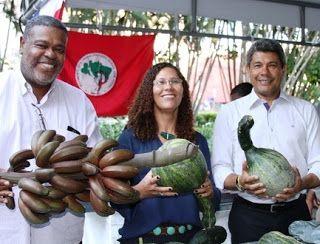 Pregopontocom Tudo: Igualdade racial e acesso à terra são destaques na Feira Estadual da Reforma Agrária (Ba)...