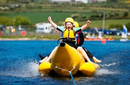 Stithians Lake Country Park + Watersports, Redruth.
