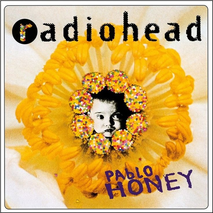 Radiohead - Pablo Honey on 180g LP + Download