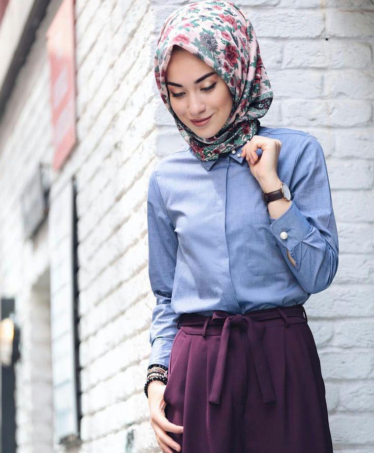amazing color combination, bleu and purple/sena sever