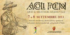 Eventi News 24: Arti e mestieri medievali - Ascoli Piceno 7 e 8 settembre 2013 Proposto da www.eventinews24.com