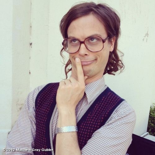 1000 Images About Actor Matthew Gray Gubler On