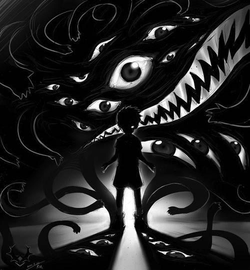 Pride, homonculus from Full Metal Alchemist: Brotherhood