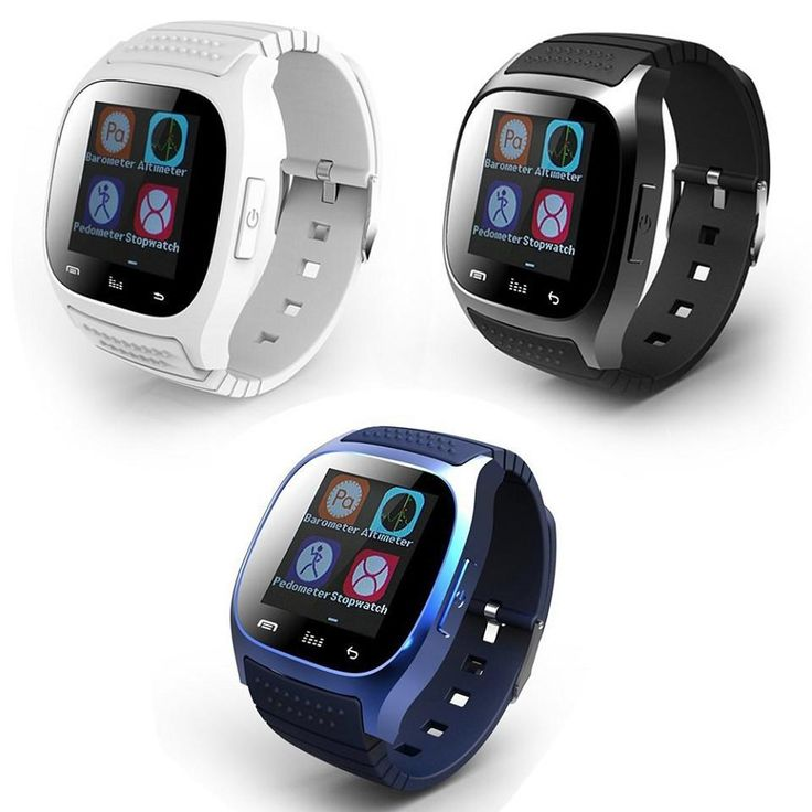 TimeOwner Bluetooth Smart Watch Android Clock Watches Wristwatch Smartwatch for IOS Android Xiaomi Smartphone Wearable Devices - 10 MINUS