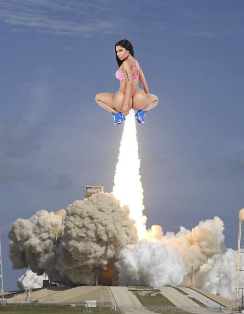 "38 Ridiculous Nicki Minaj ""Anaconda"" Response Memes [Gallery] : The Lion's Den University"