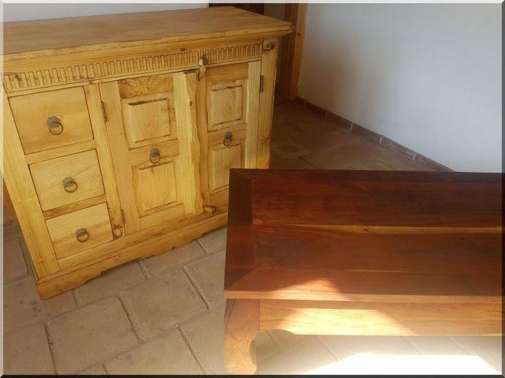 Ázsiai bútor garnitúra - Antik bútor, egyedi natúr fa és loft designbútor, kerti fa termékek, akácfa oszlop, akác rönk, deszka, palló