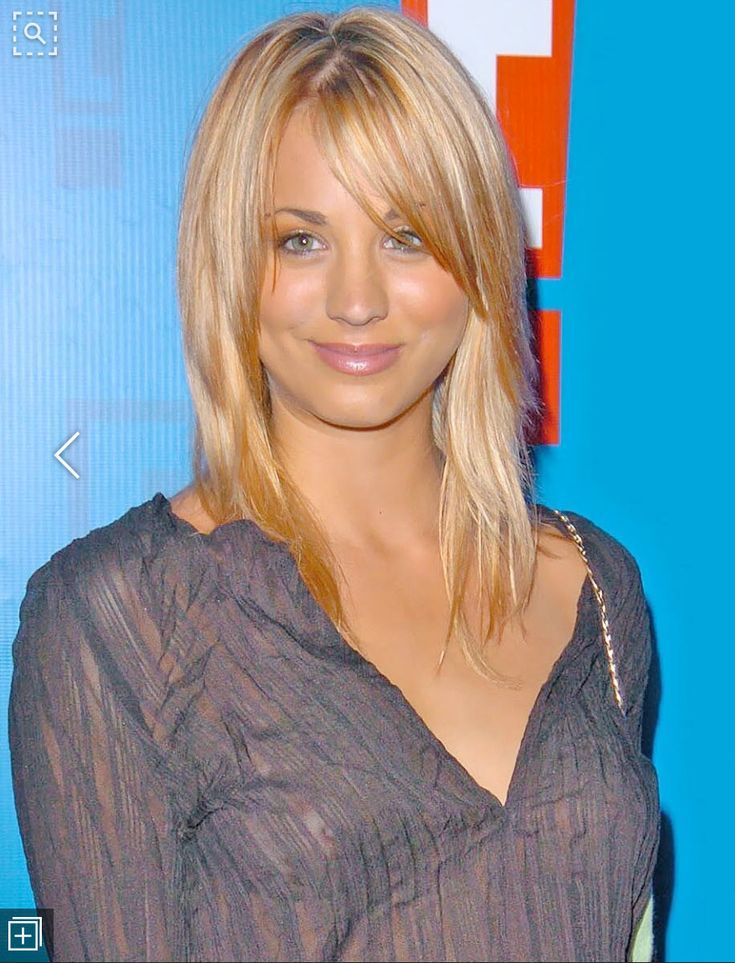 HOME FOR ALL FASHION AND STYLE 2013: Kaley Cuoco ditches her