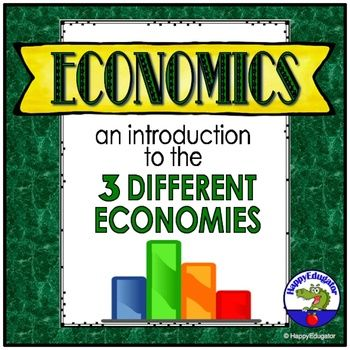 best economic systems ideas economics teaching  economics powerpoint