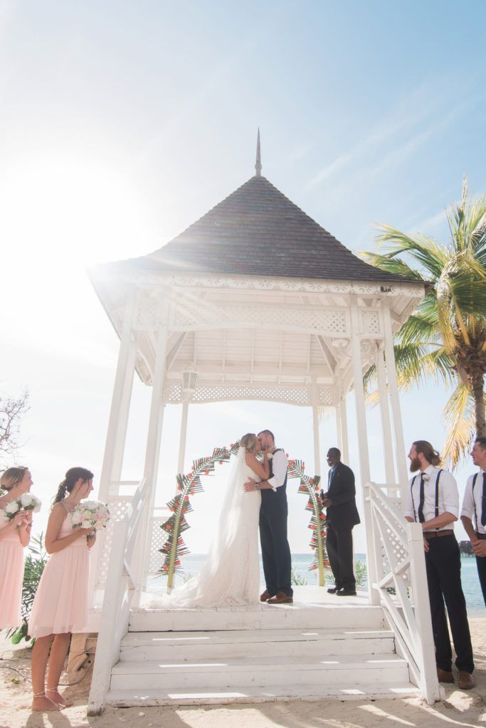 Riu Montego Bay Resort Weddings Wedding Jamaica