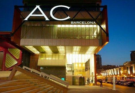 City Break Barcelona - Hotel AC Barcelona Forum 4*