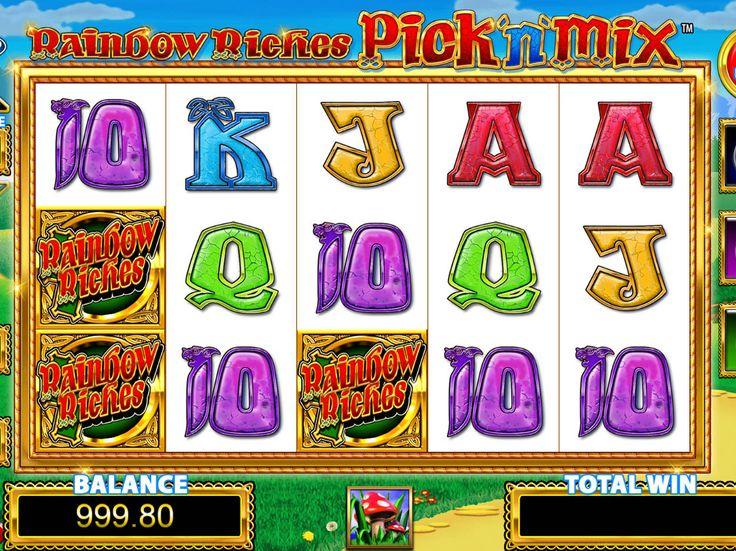 Neu online Automat Rainbow Riches Pick'n'Mix - http://freeslots77.com/de/rainbow-riches-pick-n-mix/