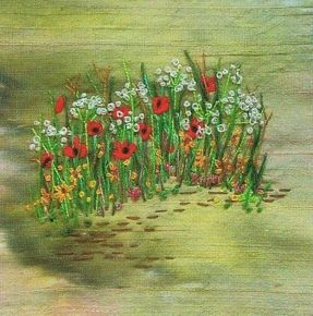 Poppies - Garden Patch Embroidery