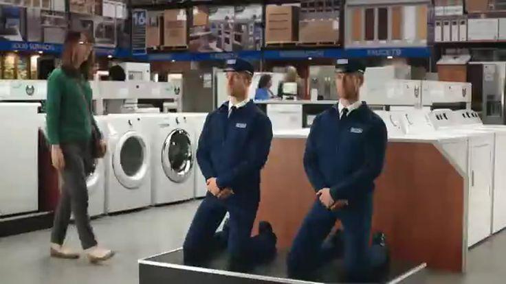 Lowe´s Deals Maytag Eye Candy TV Commercial ad advert 2016  Lowe's TV Commercial • Lowe's advertsiment • Deals Maytag Eye Candy • Lowe's Deals Maytag Eye Candy TV commercial • Save Big On Powerful Maytag Appliances During The Black Friday Deals At Lowe's - The Washer Is A He, She Just Knows He's A He - Lowe's, Never Stop Improving.  #Lowes #HomeDepot #Sales #Powerball #GO #stock #home #socialmedia #Yelp #AceHardware #AbanCommercials