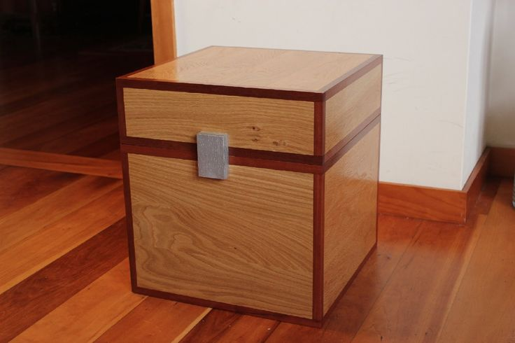 How To Make A Minecraft Chest In Real Wood Minecraft