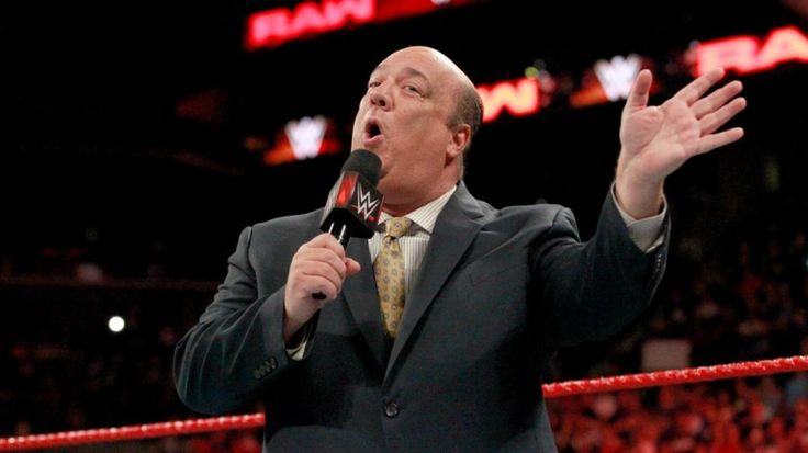 Paul Heyman is seen as controversial by some people in WWE management and creative