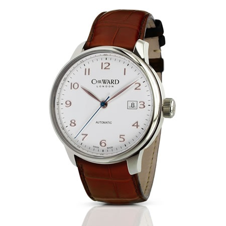 A classic men's dress watch perfect for Dad this Father's Day...