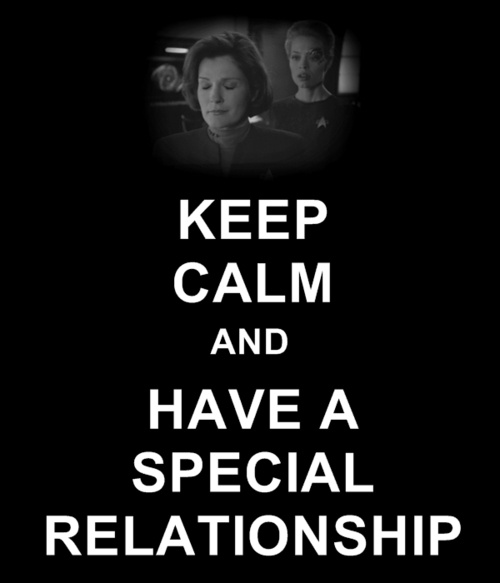 janeway and seven of nine relationship memes