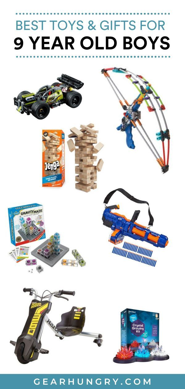 30 Best Toys Gifts For 9 Year Old Boys 2020 Buying Guide Gear Hungry Kids Toys For Boys Stem Toys Toys Gifts