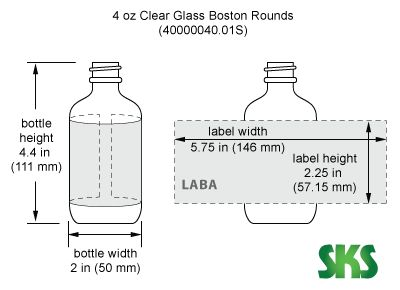 Image Result For 1 Oz Bottle Label Template Health And