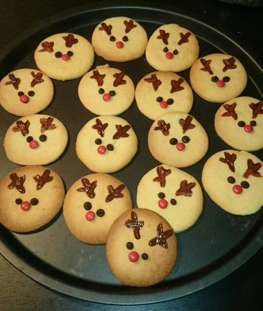 Biscottini Rudolph <3