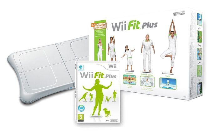 Idea #regalo: #Nintendo Wii Fit Plus con Balance Board in offerta a € 39,90 invece di € 99,90. https://www.crownlan.eu/wii-fit-plus-con-balance-board/