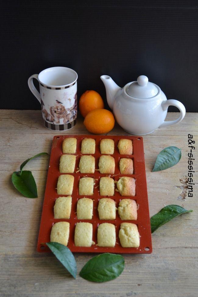 tortini al limone