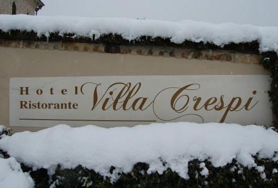 Il magico Natale di Villa Crespi