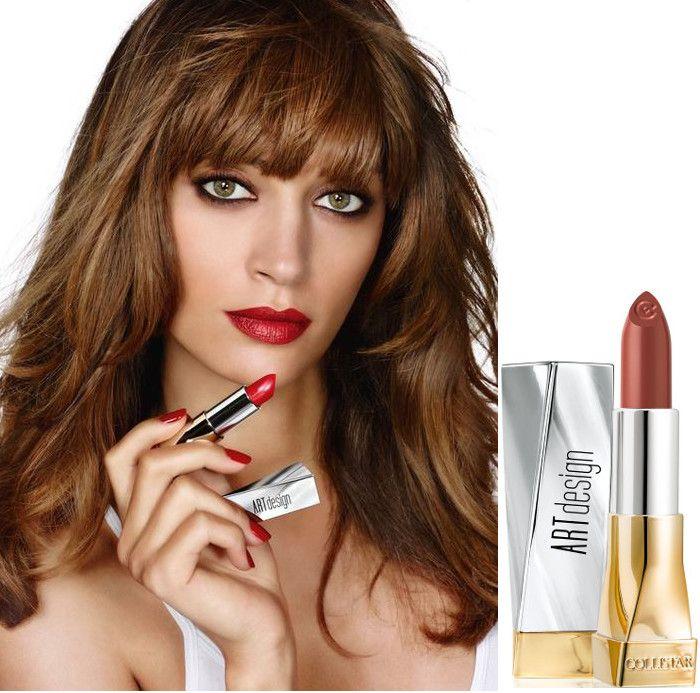 Collistar Art Design Lipstick 01 Cameo is een exquise, onweerstaanbare en high-performance lipstick die de lippen omgetoverd in 'kunstwerkjes'.  Wat de lipstick een echte winner maakt zijn de prettige, romige en verzorgende textuur en de intense en heldere kleurpigmenten voor sensuele lippen. De formule met rode bessen extract zorgt geleidelijk dat fijne lijntjes reduceren en de lipcontour sterker gedefinieerd is, zodat de lippen voller en gladder ogen.