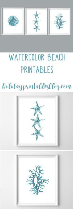 Best Beach Wall Decor Ideas On Pinterest Coastal Inspired - Beach wall decor for bathroom for bathroom decor ideas