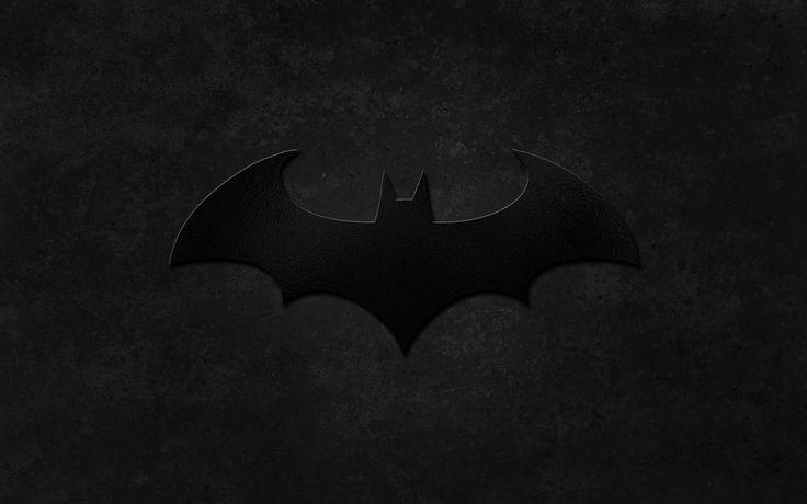 Batman Logo Wallpaper by PKEnterprises on DeviantArt Of