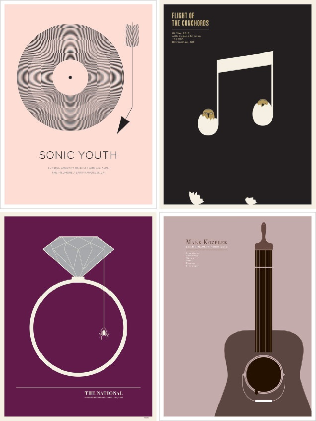 9 best Minimalist Graphic Design images on Pinterest ...