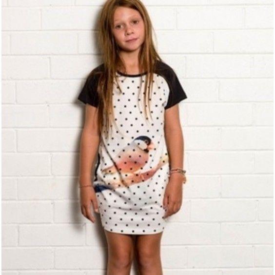 Missie Munster Robin Dress #munstersummer #ragamuffins   http://www.ragamuffins.co.nz/missie-munster-robin-dress.html