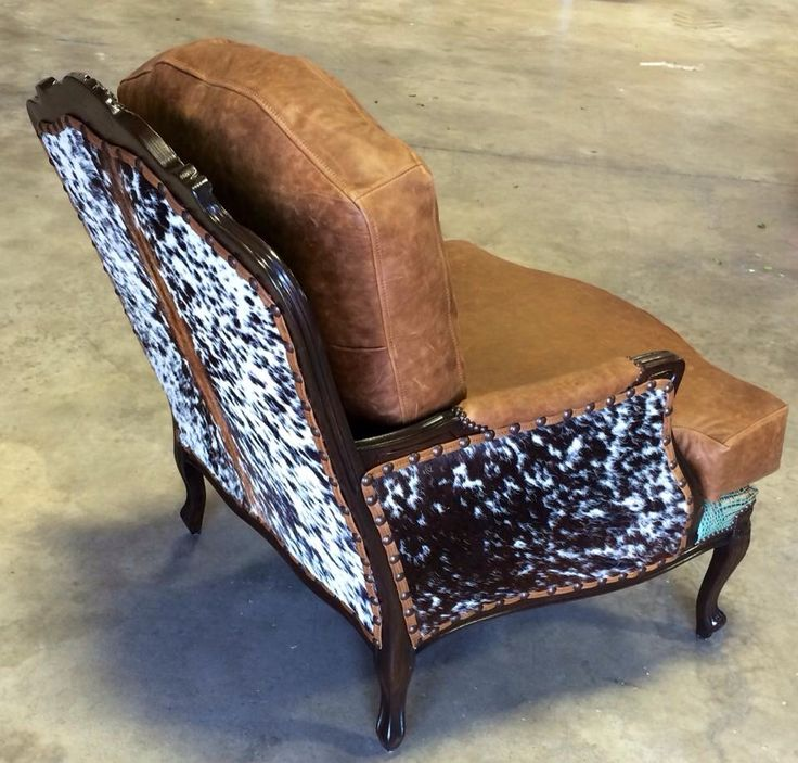 The 25 best Cowhide furniture ideas on Pinterest