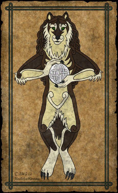 Faoladh son hombres lobos irlandeses. A diferencia de sus vecinos ingleses, Faoladh no era visto como maldito y podía convertirse en lobos a voluntad