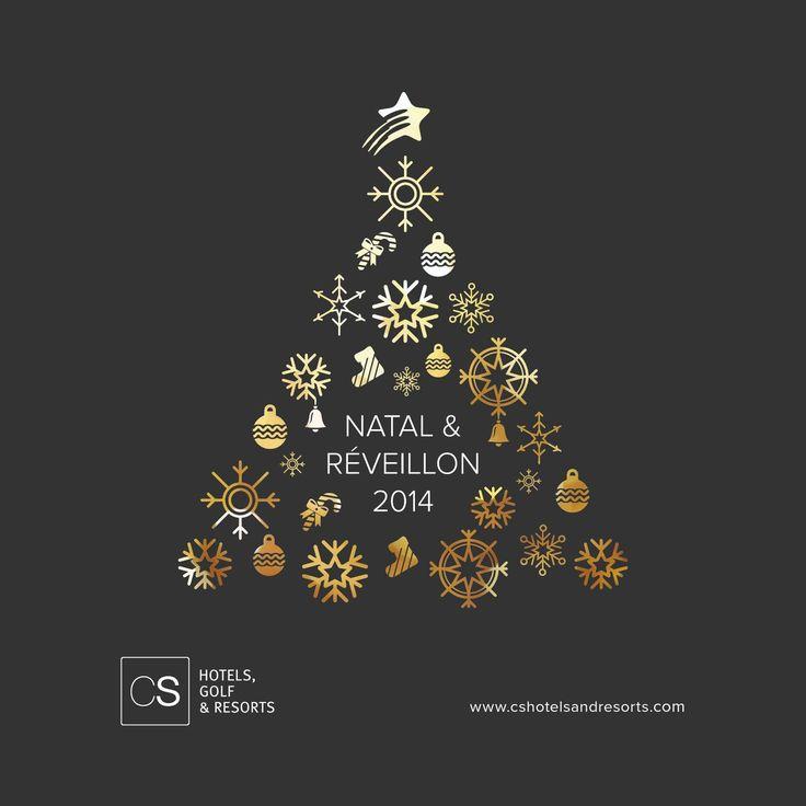 Brochura de Natal & Réveillon CS Hotels, Golf & Resorts 2014