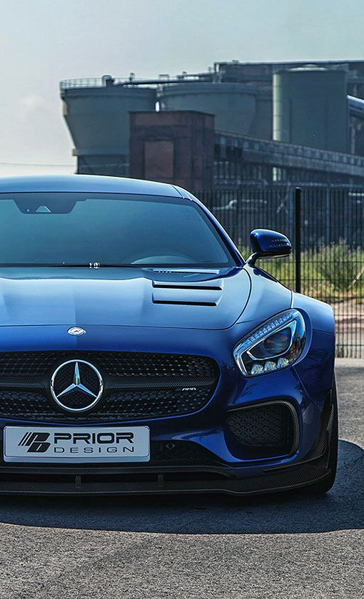 Prior Design Mercedes AMG 800GT Widebody Aerodynamic-Kit '2015 (#FTA)