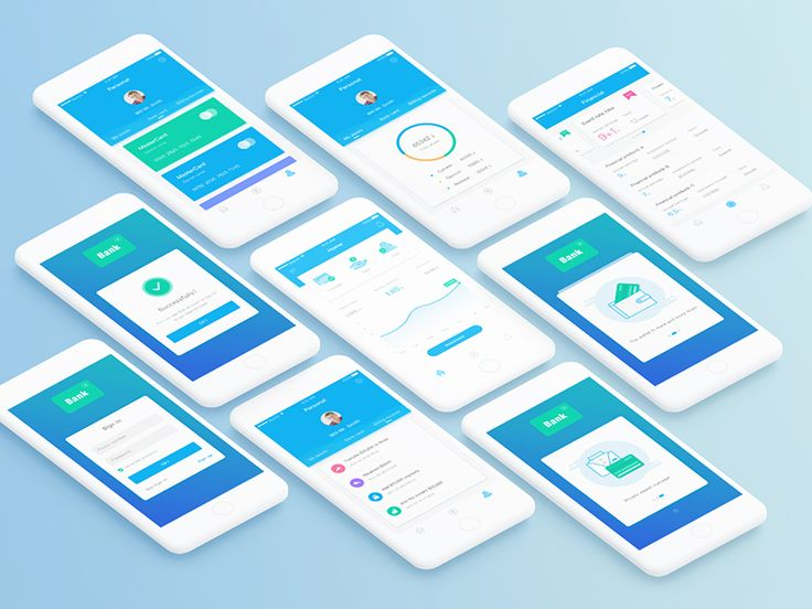 Commercial Bank APP by cdxzui