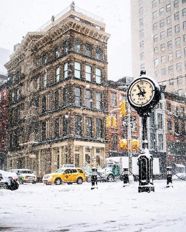 Manhattan is my backyard by @nycneversleeps
