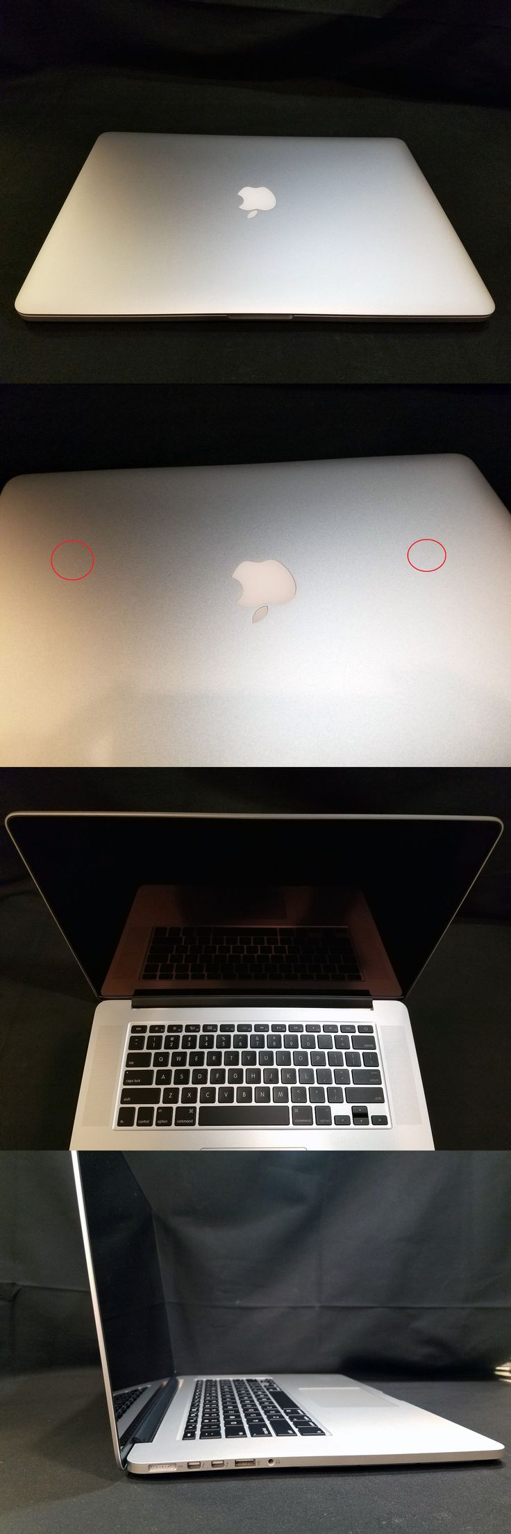 general for sale: New Mid-2015 Macbook Pro Retina 15 Intel I7 2.8Ghz 16Gb Ram 512Gb Ssd Amd M370x BUY IT NOW ONLY: $2199.99