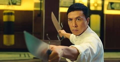 The Blind Ninja           - theblindninja: Donnie Yen vs Max Zhang - Butterfly...