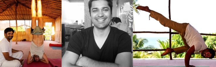 Dr. Gaurav Malik - our Head Yoga Teacher & Director of our Yoga Teacher Training Courses www.ashtakyoga.com