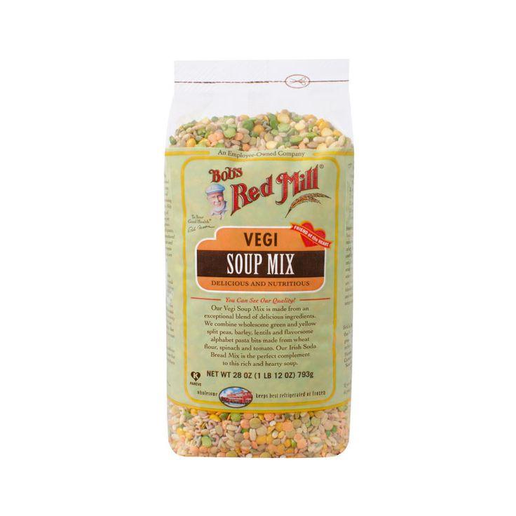 Nossa mistura de sopa Vegi é feita a partir de uma combinação saudável de ervilhas verdes, ervilhas amarelas, cevada, lentilhas e massas. É sem tempero, assim você pode adicionar suas próprias e favoritos ervas, especiarias e sal a gosto. Dica: Nossa mistura de sopa Vegi é feita a partir de uma mistura excepcional de deliciosos […]