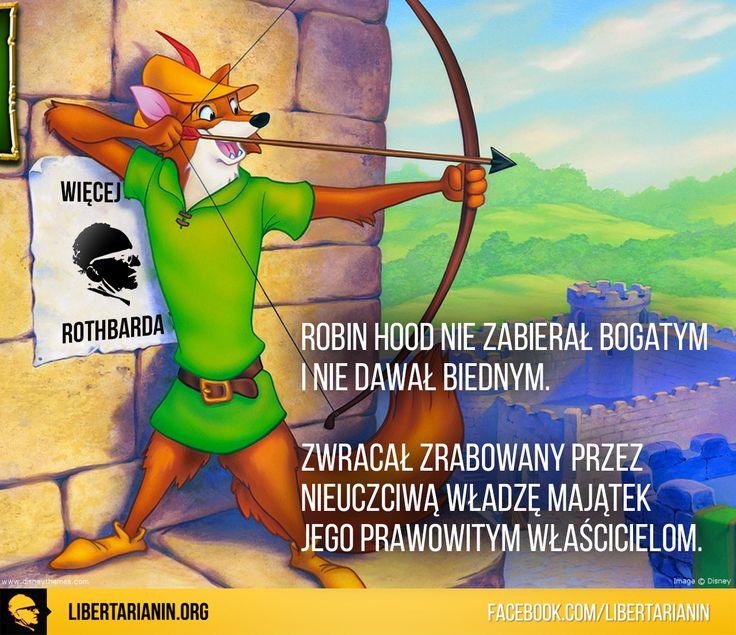 #robin #hood #podatki #panstwo #bajka #disney #historia #legenda #mity