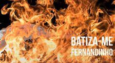 Fernandinho - Batiza-me (Lyric Vídeo) | Feed Gospel