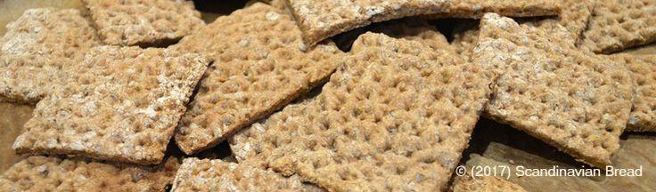Dill Crispbread by Scandinavian Bread