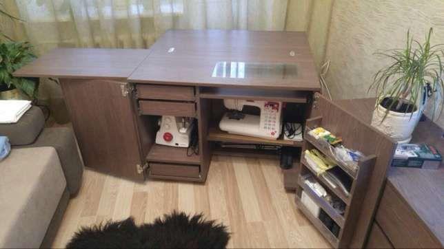 Швейный стол в наличии и под заказ Буча - изображение 1