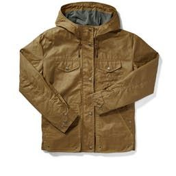Women's Short Field Jacket Dark Tan