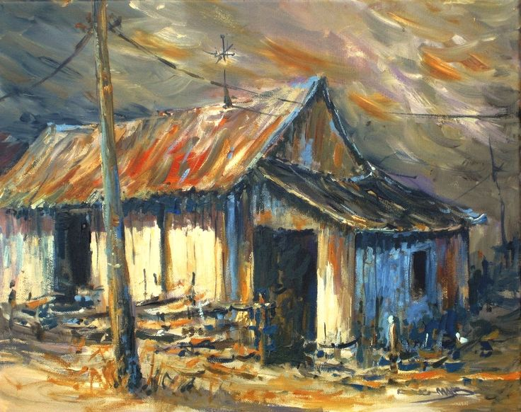 Prince Edward County Barn 1