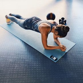 5. More. Seconds. #NTC #plank