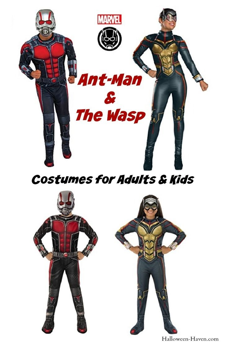 Womens Marvel Ant-Man Secret Wishes The Wasp Costume